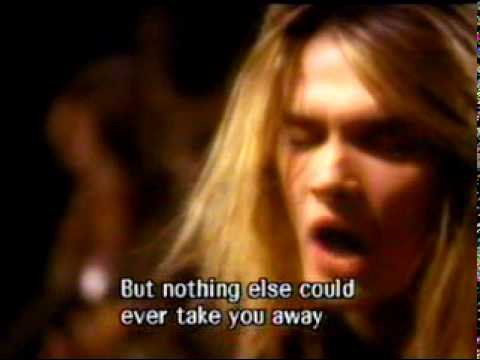 Skid Row - I Remember You - YouTube