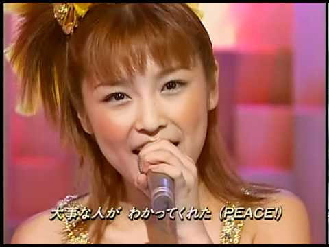 (2001.07.27)モーニング娘。「ザ☆ピ~ス!」 - YouTube