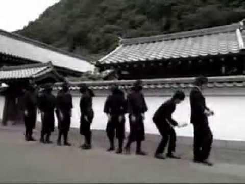 アルゴリズムこうしん Algorithm March, individual and with the ninja - YouTube