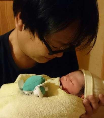 元ほっしゃん。星田英利、第2子女児誕生を報告「命をかけて守っていきたい」