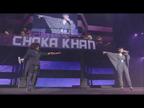 """Through The Fire"" A.I. feat. Chaka Khan - YouTube"