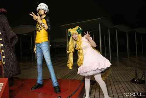 橋本環奈「ワンピース」マンシェリー姫のコスプレ披露 「変なクオリティーでは出せない」と自信