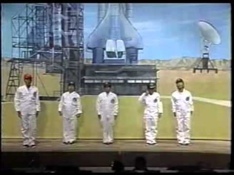 【神曲&踊り】nasa音頭 God of song . Dance of God NASA Dance - YouTube