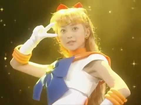 Sailor Moon Live Action - All Sailor Henshin - YouTube