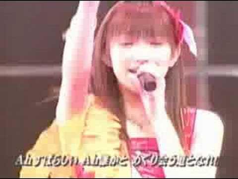Morning musume - I Wish (後藤真希最後一次同Morning娘同台演出) - YouTube