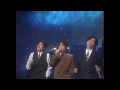 [安全地帯 玉置浩二 とんねるず] 星降る夜にセレナーデ [Studio Live] - YouTube