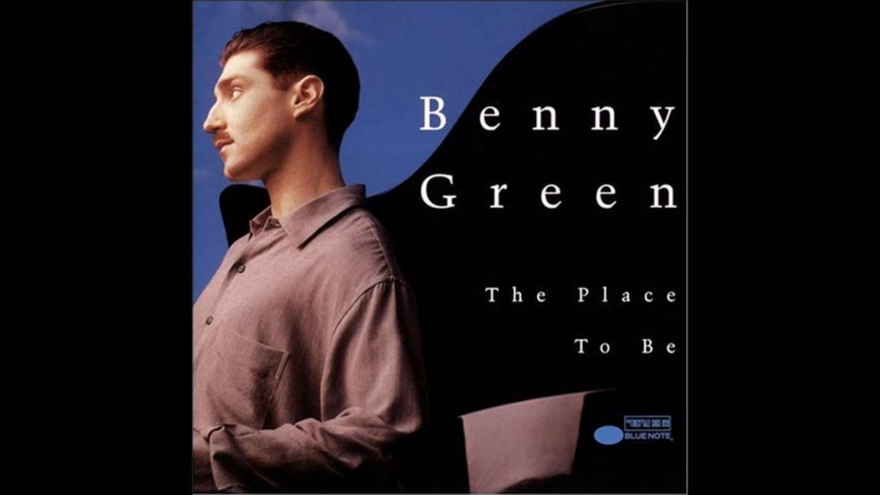 Benny Green - I Want To Talk About You - YouTube