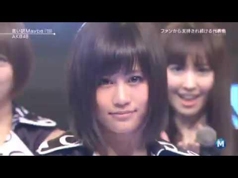 AKB48 全盛期 - YouTube
