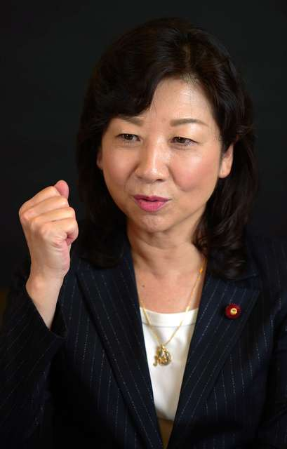 小池知事の新党立ち上げに「感謝したい」 野田総務相:朝日新聞デジタル