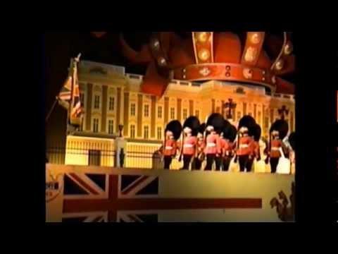 宝塚ファミリーランド 大人形館「世界はひとつ」 - YouTube