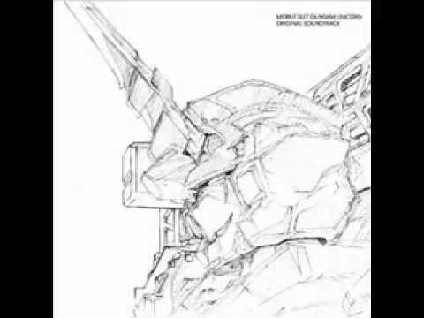 機動戦士ガンダムUC O S T  02  『UNICORN』 - YouTube