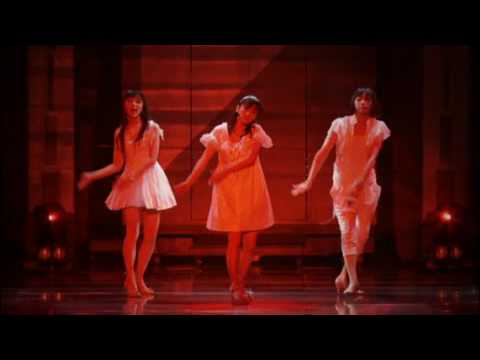 Perfume   night flight  センターアングル( center angle ) - YouTube
