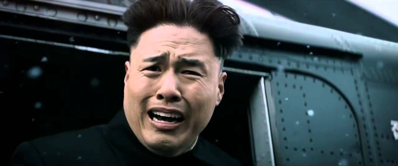 Kim jong-un dies!! (The interview) HD - YouTube