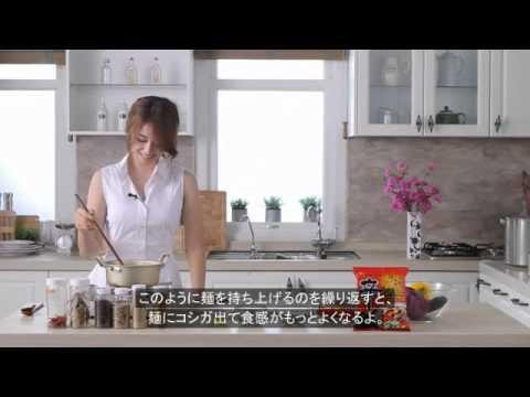 辛ラメン×T-ARA RED HOT PROJECT   ジヨン編 - YouTube