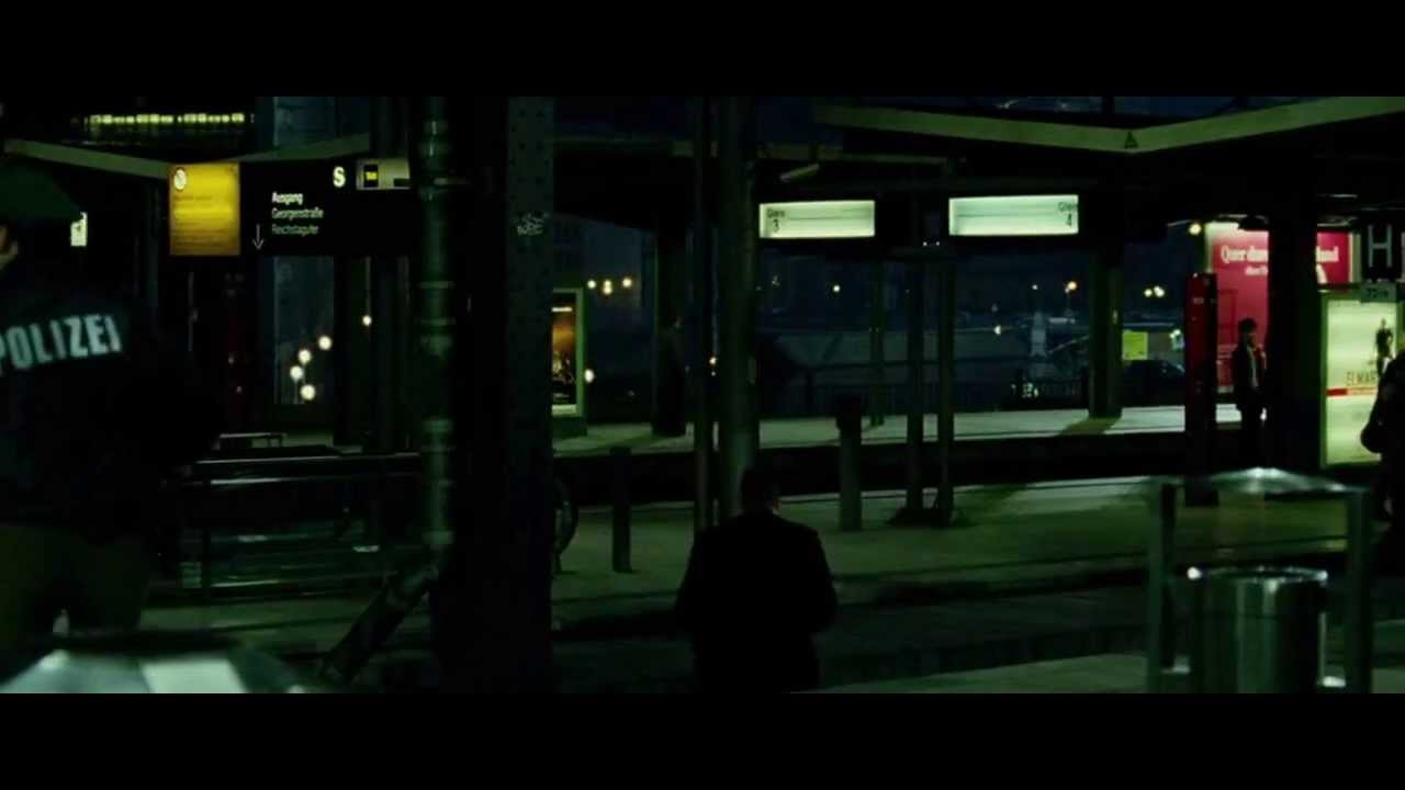 HD Running Scenes From Movie History 17 # The Bourne Supremacy - YouTube