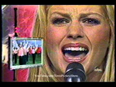 FAITH HILL - NATIONAL ANTHEM - THE GOLD STANDARD - YouTube