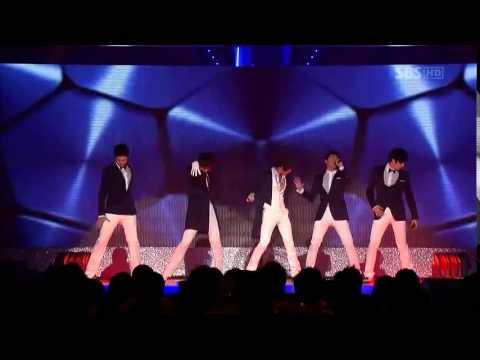 東方神起  -  Wrong Number, Mirotic(呪文) 081229 - YouTube
