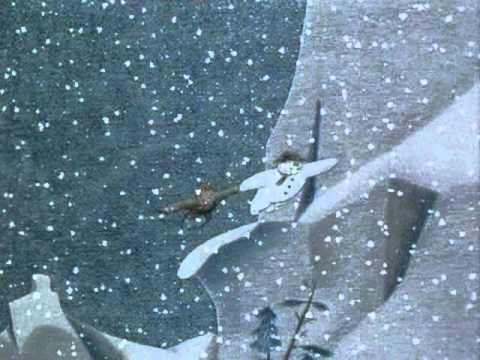 WALKING IN THE AIR (THE SNOWMAN 1982) - YouTube
