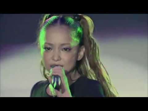 namie amuro 「Body Feels EXIT & Chase the Chance」安室奈美恵 - YouTube