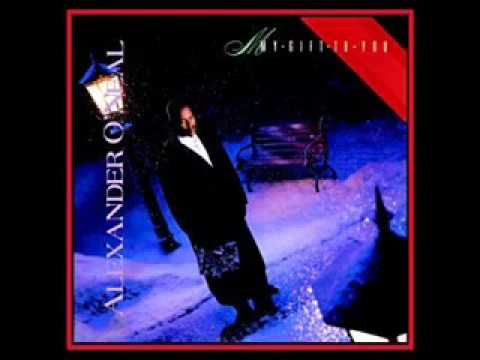 Alexander O'neal - My Gift To You - YouTube
