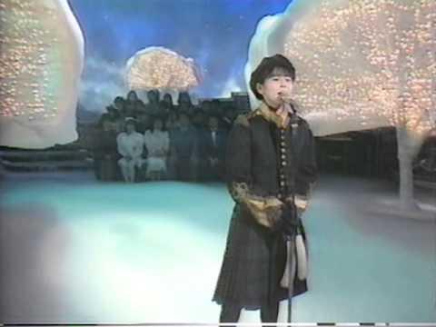 小泉今日子 1987年1月7日 - YouTube