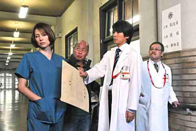 【医者の嫁】ドクターXに出てくる医者の嫁になるなら誰の嫁がいい?