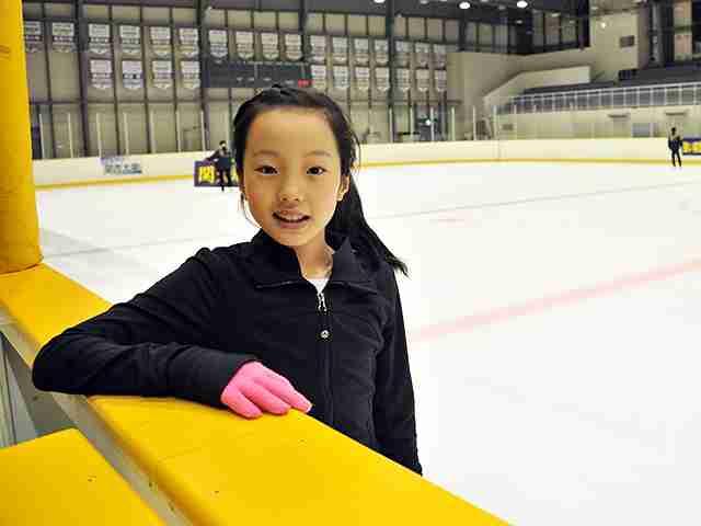 本田望結の姉・本田真凜(13歳)がスゴい!フィギュア界期待の新星で4回転も練習中