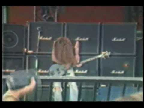 Cliff Burton Solos - YouTube