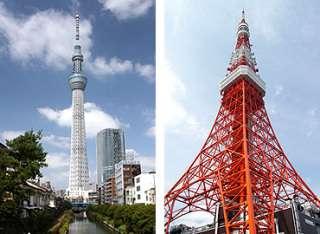 東京の良いとこ、アピールしましょ