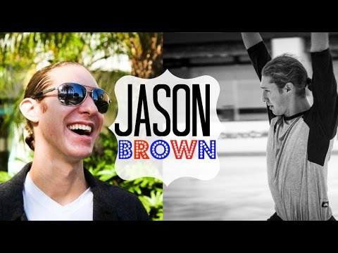 HOW TO: Jason Brown's Signature Pony Tail - YouTube