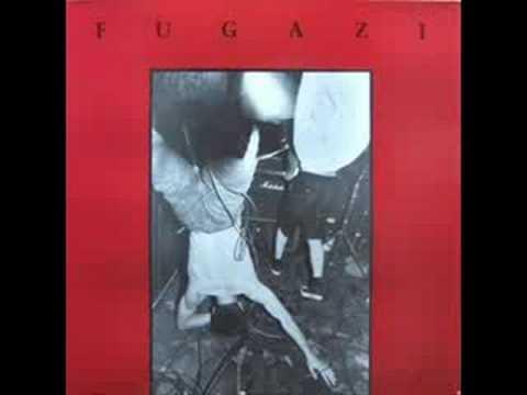 Fugazi-Waiting room - YouTube