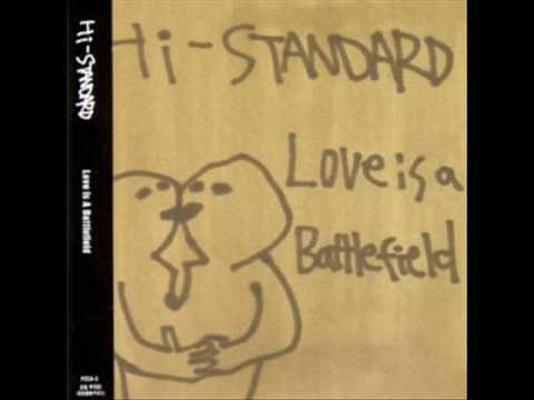 HI-STANDARD - My first kiss - YouTube