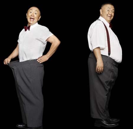 松村邦洋、30キロ減量に成功もヌードは拒否「裸は良くないだろうと…」