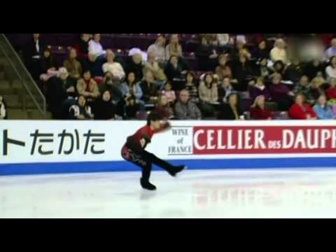 Tatsuki Machida 4CC2012 SP - YouTube