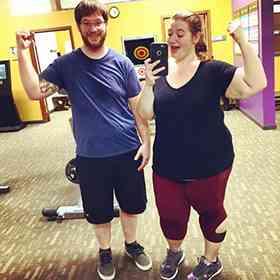 2年で138キロダイエットした女性!夫と二人三脚で運動と食生活改善