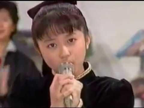 小川範子 ガラスの目隠し - YouTube