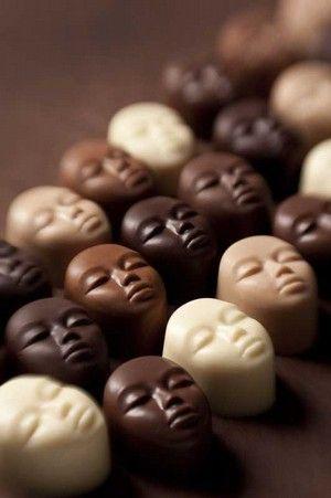 きれいなチョコの画像が見たいです