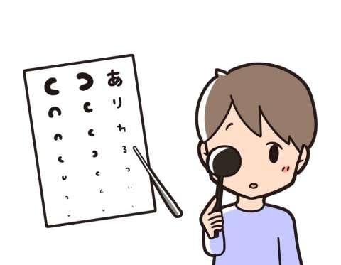 視力1.0未満、小中学生の割合が過去最高に