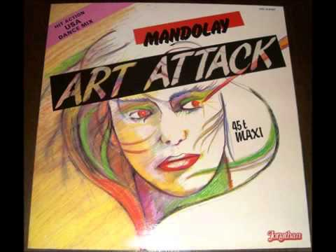 Art Attack - Mandolay - YouTube