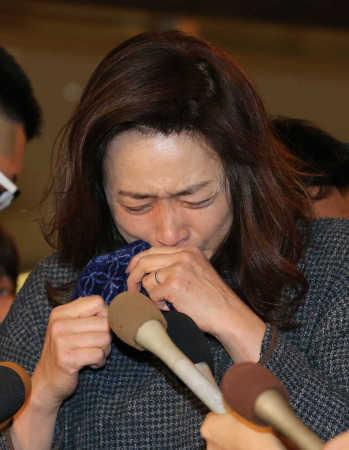 藤吉久美子、当面休養も…14日深夜不倫釈明会見、精神的ダメージ大きく