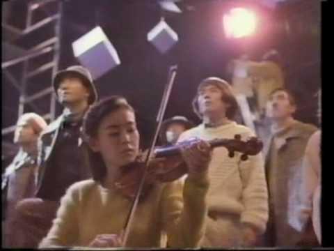 キリン ラガービール CM1991年 二人の青春 青春篇 - YouTube