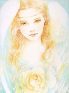 天使風な画像を貼るトピ