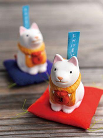 もうすぐお正月!日本全国、可愛いお守り