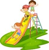 子どもに危ないからと遊具を全部取った公園の画像が悲しい…