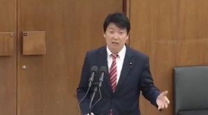足立康史「日本人の財源を削ろうとしてますが外国人の生活保護はいくら?」⇒厚労省「把握は困難です」   保守速報