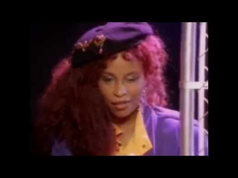 Chaka Khan - I Feel for You (1984) - YouTube