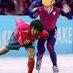 """塩韓スポーツ on Twitter: """"【E-1選手権】日本戦で活躍した韓国女子代表イ・ミンア、過去に整形手術を告白「医学の力を借りた。容姿より実力で存在を伝えたい。だが女子サッカーは不人気種目なので悪くないと思う。キレイな選手が多いので応援して欲しい」  #daihyo #nadeshiko #なでしこジャパン https://t.co/wzhR7wEQEG"""""""