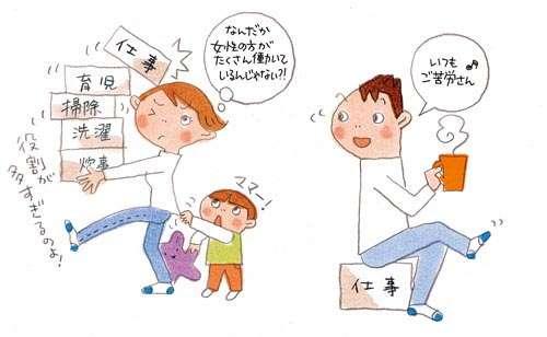 家事・育児・仕事、両立できてますか?