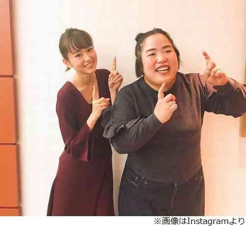 桐谷美玲とゆりやんレトリィバァ、衝撃の