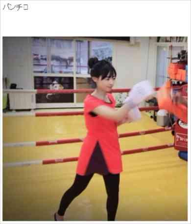 """2018年は""""強い女""""がくる? 福原遥、キックボクシング挑戦で「だんだん体が変わっていく」"""